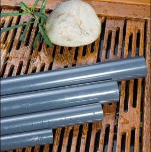 DIN / SCH40 / Sch80 PVC Tuberías y Conexiones para Suministro de Agua
