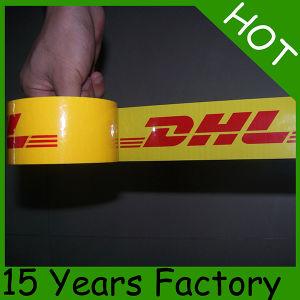 熱い溶解のロゴの習慣によって印刷されるパッキングテープ