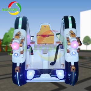 Детский открытый играми медали ключом 14AH аккумуляторная батарея бампер автомобиля с прозрачным куполом