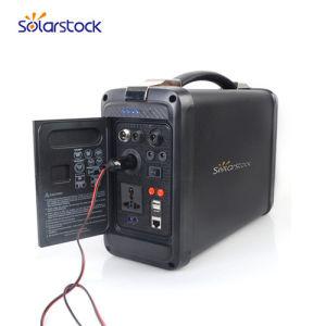 Hors-réseau du système d'alimentation Portable générateur solaire (SS-PPS500W)