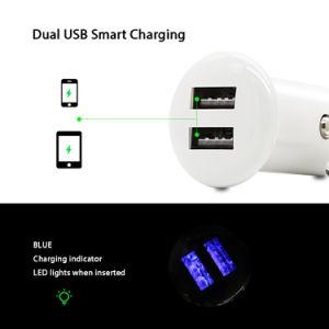 携帯電話のための小型5V 3.1A USB二重車の充電器