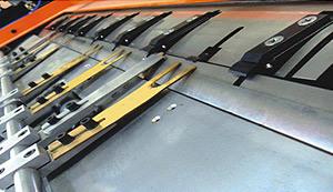 Máquina de impressão UV Spot automática Mx-720A