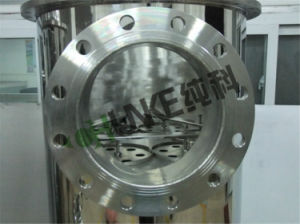 浄水機械のためのステンレス鋼のバッグフィルタハウジング