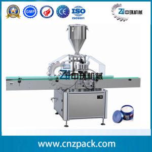 Pomada Automática Zhonghuan Nata Colar máquina de enchimento (Zh-Gt)