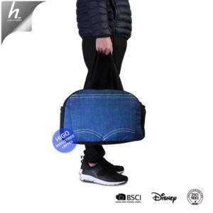 Череп печать мужская дорожная сумка Cool спортзал сумку с Pocket зерноочистки