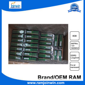 Ett микросхемы памяти DDR 3 8 Гбайт оперативной памяти 1600 Мгц