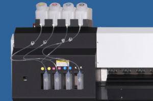 Sinocolorの現実的な大きいフォーマットプリンター、迅速なデジタル・プリンタ、Eco高速のEco溶媒プリンターの支払能力があるプロッタープリンターDx7