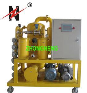 Purificador de aceite del transformador de vacío / máquina de tratamiento de aceite del transformador