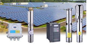4 дюймов водяного насоса солнечной энергии