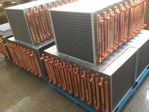 Tube en cuivre de la bobine de chauffage à eau