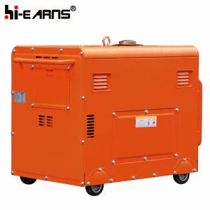 Air-Cooled vérin unique générateur diesel (DG8500SE3)