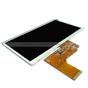 Affichage TFT LCD 7 pouces pour la navigation en voiture