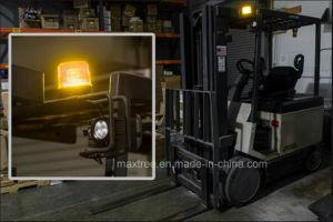 回転標識、1-2.5ton電気範囲のトラックのための回転式警報灯