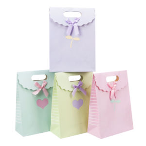 칩 결혼 선물 종이 봉지의 Hight 질 도매 주문품 부대