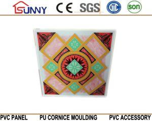 De pvc Gelamineerde Comités van het Plafond, de Plafonds van pvc voor Binnenhuisarchitectuur