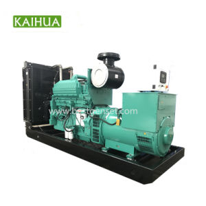 침묵하는 유형 450kVA/360kw 디젤 엔진 발전기 가격
