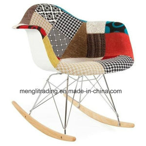 Eames様式現代ファブリック椅子