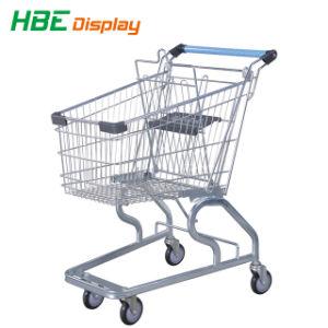 Behinderte Einkaufswagen-Laufkatze für kostenlosen Service der Behinderter