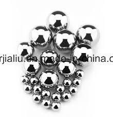 1/4 SS304 Precision шарики из нержавеющей стали для подшипников