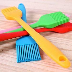 Escova do petróleo de silicone das ferramentas do Roasting do BBQ do produto comestível do Kitchenware do silicone