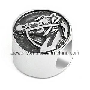 316L Parels de van uitstekende kwaliteit van de Schedel van roestvrij staalJuwelen voor Armband