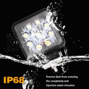 工場供給の極度の明るい自動天使の目12V 30W LED作業ライト