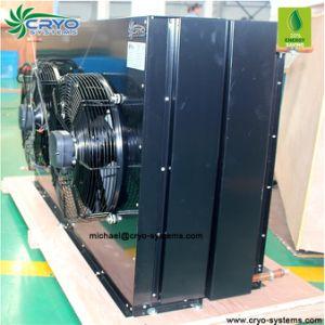 Refroidisseur d'air évaporateur condenseur évaporatif pour chambre froide