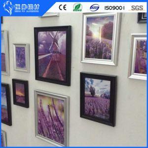 Molduras fotográficas artesanais personalizadas de esquadrias de alumínio de imagem