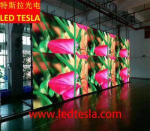 Haute luminosité stade de la publicité pleine couleur Affichage LED Intérieur (P3 Module)