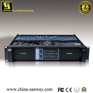 Fp14000 2 Canales de 7000W amplificador de megafonía