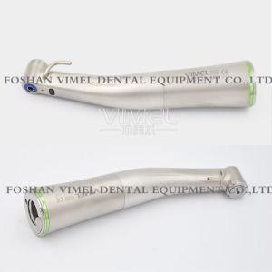 歯科20:1 LEDの押しボタンの角度に対して取り外し可能な光ファイバ