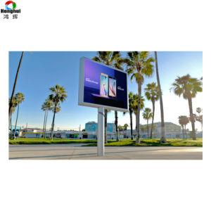 P8 colore completo esterno superiore LED che fa pubblicità parete di Digitahi dello schermo alla video