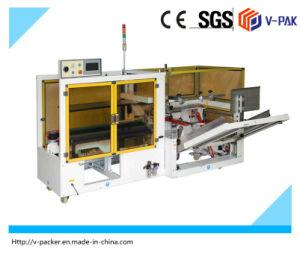 /Caja de cartón plegado y que hace la máquina / Case Erector