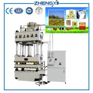 ミネラル塩のブロック油圧出版物の自動Loding動物のシステム