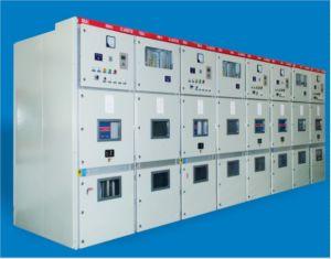 Apparecchiatura elettrica di comando placcata di tensione 12kv del metallo isolata aria media di modello della prova dell'arco di tensione Kyn28A-12