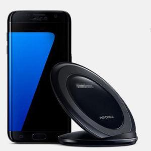 Быстрая зарядка беспроводной зарядки для Samsung Galaxy Примечание8/Примечание5/S6/S7/S8/S8+