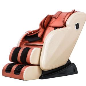 Cuerpo de la cápsula espacial Home Silla de masaje eléctrica para amasar Masajeador de pie