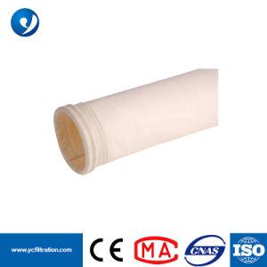 Sacchetto non tessuto del manicotto del filtrante del tessuto del collettore di polveri del filato di 100% PPS usato per il filtro industriale
