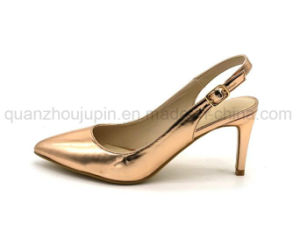 OEM Parti PU Fashion Lady High Heels