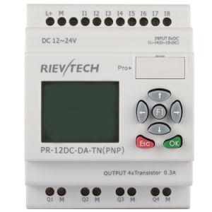 インテリジェント制御(プログラム可能なリレーPR-12DC-DA-TN-HMI)のプログラム可能な論理のコントローラPLCのための工場価格