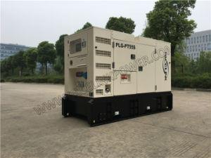 50kVA Genset diesel insonorizzato alimentato da Perkins con Ce/ISO Plg-PINTA