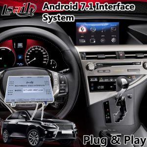 Casella per controllo 2012-2015 del mouse di Lexus Rx 450h, memoria Carplay di percorso dell'interfaccia del Android 7.1 del gioco di Google