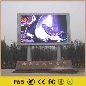 Visualizzazione di LED esterna del consumo P6 SMD di potere basso