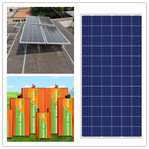 La industria fotovoltaica Precio competitivo 5kw sistemas solares en casa de 10kw