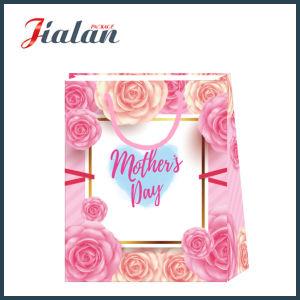 2018의 새로운 디자인 어머니날 선물 포장지 쇼핑 백