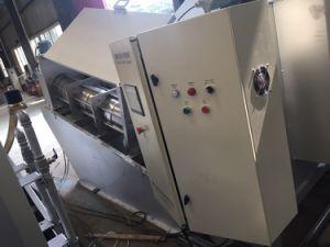 Klärschlamm-entwässernmaschine für Textilindustrie