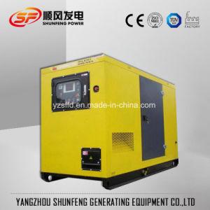 Stille 58kw Diesel van de Stroom van Deutz Generator met de Alternator van de Marathon