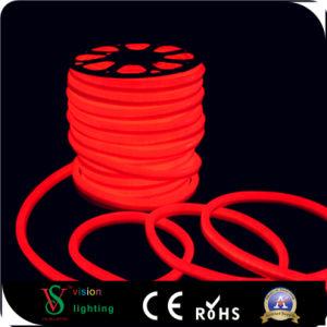 LED-orange Neonflexseil-Lichter für Weihnachtslichter
