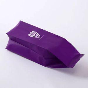 Custom печати горячий чай сорвалась пластиковой упаковки Zipper Bag