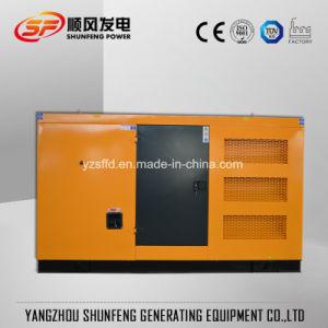 De stille Diesel Genset van de Stroom 57kVA Geluiddichte Yuchai